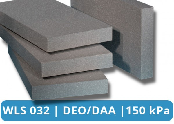 Extrapor EPS 032 DEO/DAA dh 150kPa Wärmedämmplatte