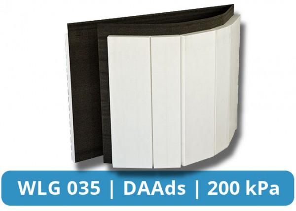 Klappbahn EPS 035 DAAds 200kPa 3000 x 1000mm