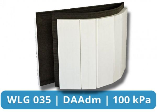 Klappbahn EPS 035 DAAdm 100kPa 3000 x 1000mm
