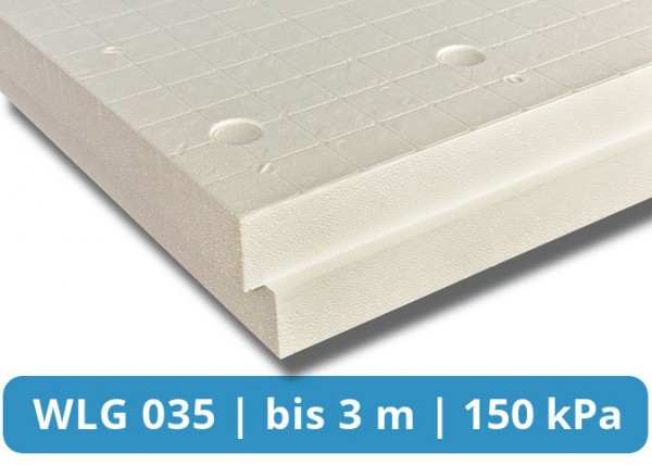 EPS Perimeter Bianco Plus SF