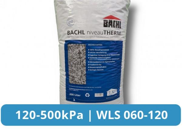 Bachl NiveauTherm - Leichtestrich aus Styropor-Granulat