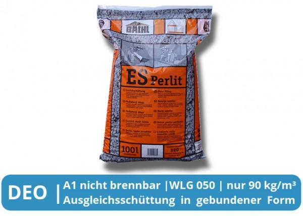 Bachl ES-Perlite 200 L staubgebundene Schüttung