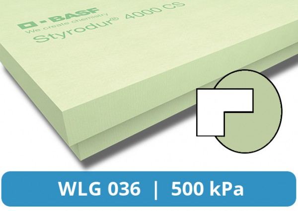 Styrodur 4000 CS