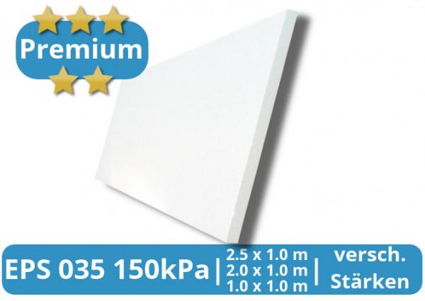 Reflektionsplatte Styropor Premium