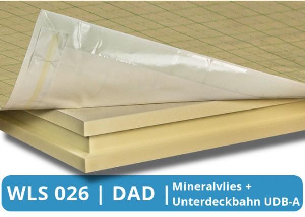 Bachl tecta-PUR HD-plus mit Unterdeckbahn und Mineralvlies