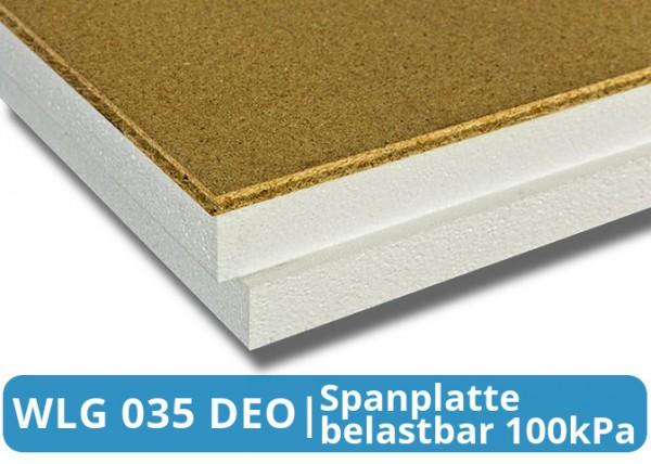 EPS Dachboden Dämmelement VP EPS 035 DEO 100kPa belastbar