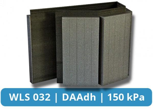 Klappbahn neoTopDach EPS 032 DAAdh 150kPa 3000 x 1000mm