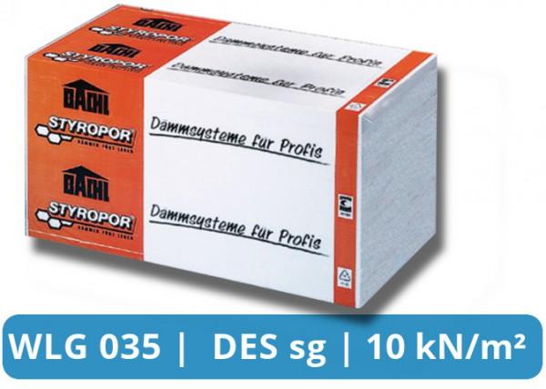 EPS 035 DESsm Trittschalldämmplatte