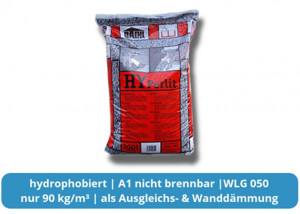 Bachl HY-Perlite 100 L hydrophobiert