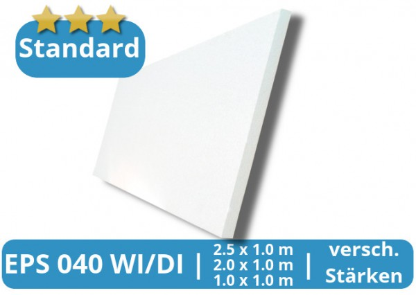 Reflektionsplatte Styropor Standard